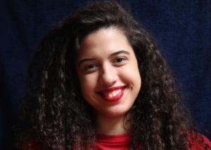 Retrato de Alicia Rodríguez Alvisa.